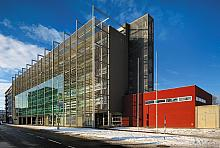 The impressive facade of the Olomouc branch of the Ostrava Regional Court, source: Archiv Vydavatelství MCU s.r.o., photo by: Libor Sváček