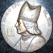 Jindřich Zdík was the son of the Czech chronicler Kosmas, source: Archiv Vydavatelství MCU s.r.o., photo by: Libor Sváček